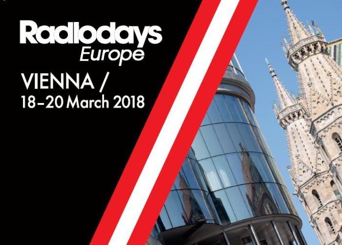 Radio Days Europe 2018