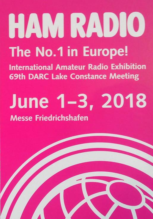Ham Radio - Friedrichshafen