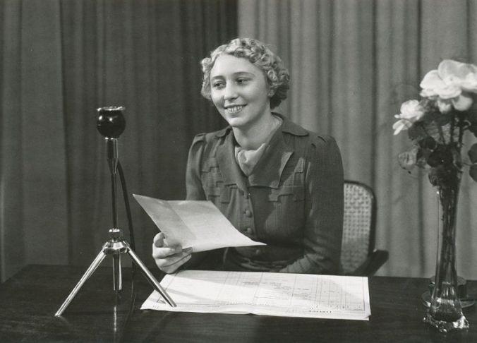 Krouska Helena Hlasatelka