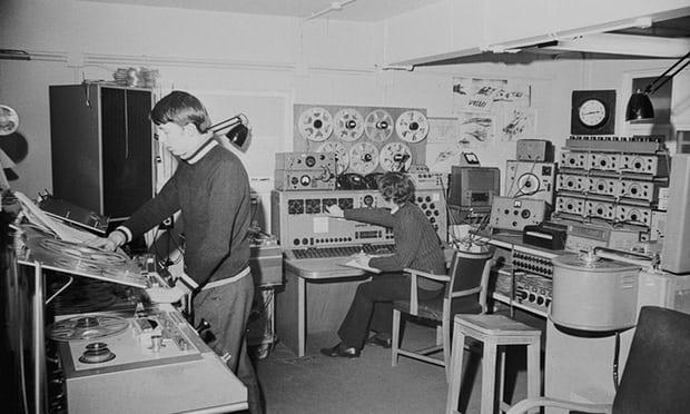 Estudios BBC Maida Vale