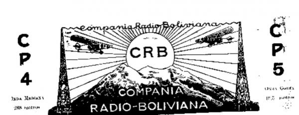 Compañia Radio Boliviana