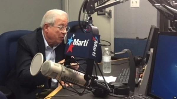 """Tomás Regalado en el programa """"Ventana a Miami"""""""