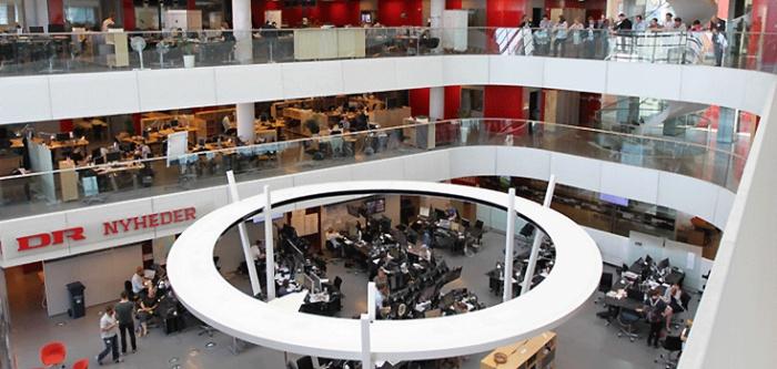 DR-newsroom