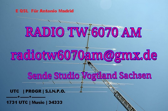 Radio TW 6070 AM