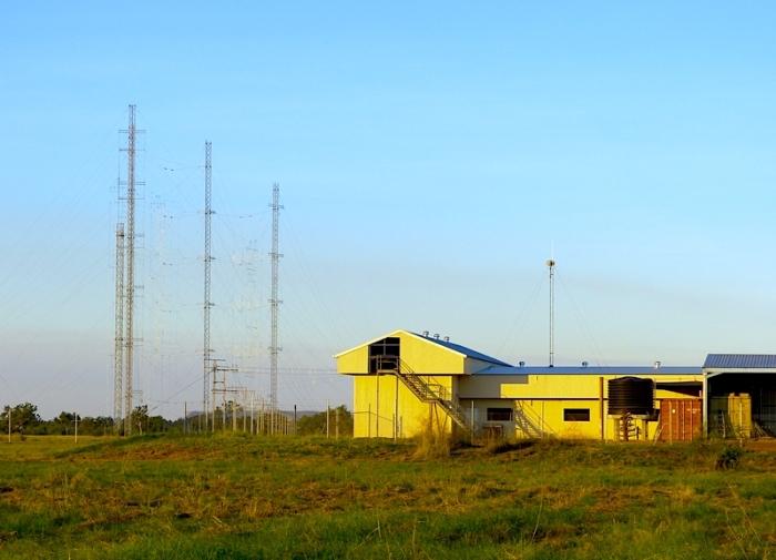 Antenas Reach Beyond Kununurra