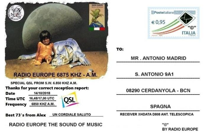 E-QSL-Radio Europe