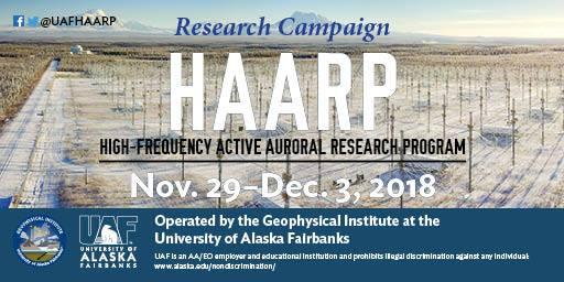 HAARP University of Alaska Fairbanks