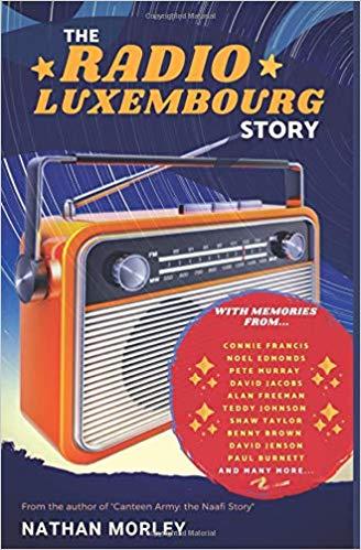 Nuevo libro profundiza en el pasado de Radio Luxembourg