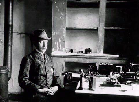 Marconi en Terranova