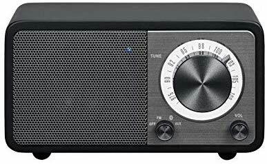 Sangean WR-7 - Radio Negro Mate
