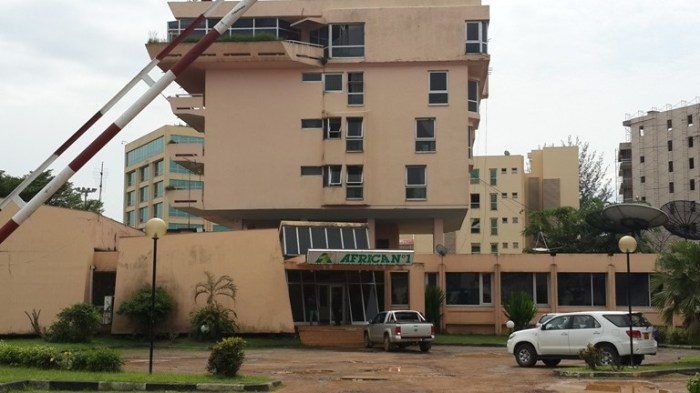 Radio Africa 1 - Libreville