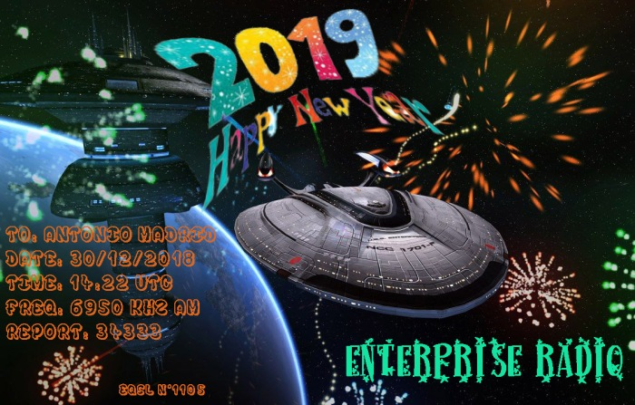 EQSL- Enterprise Radio