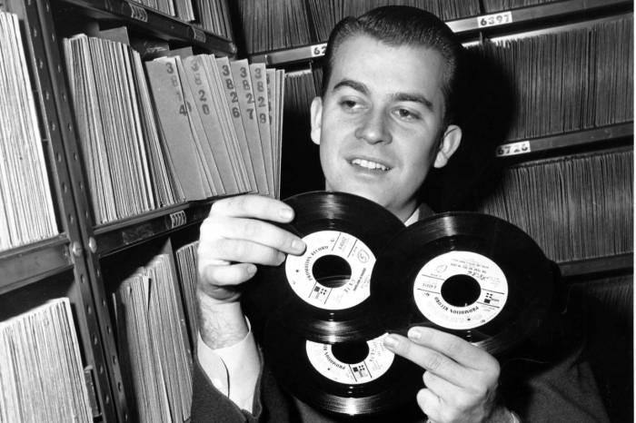 Dick Clark - el DJ Star también se vio atrapado en el torbellino de eventos