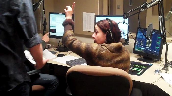 Estudios de Radio Sawa
