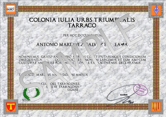 TARRACO TRIUMPHALIS