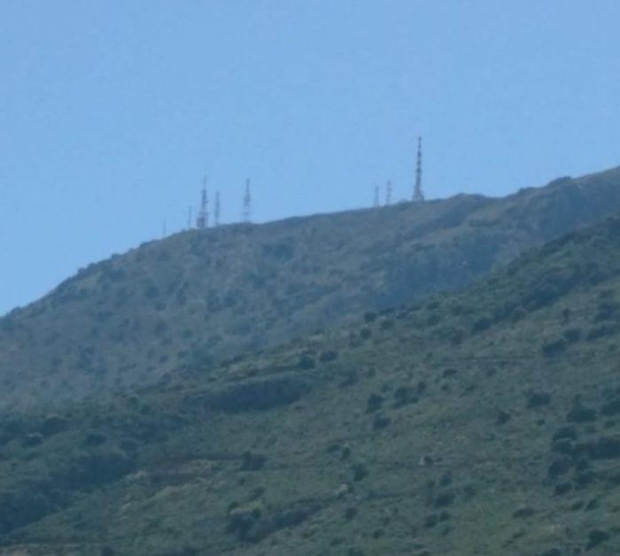 Antenas Sierra de Lujar (Granada)