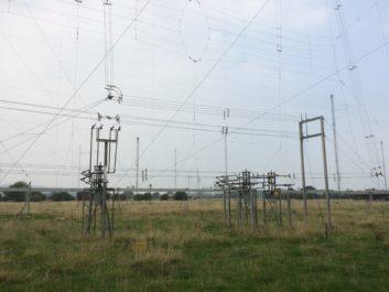 Antenas de Woofferton